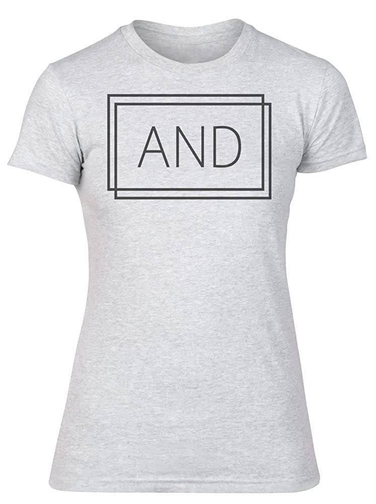 IDcommerce and Hipster Double Frame Design Mens T-Shirt Medium Gray