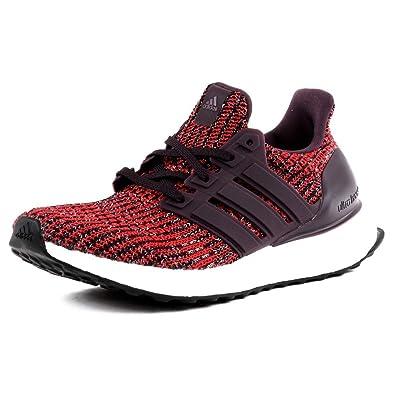 bd874e632d adidas Ultraboost, Chaussures de Running Mixte Enfant, Rouge Nobred/Cblack  000, 37