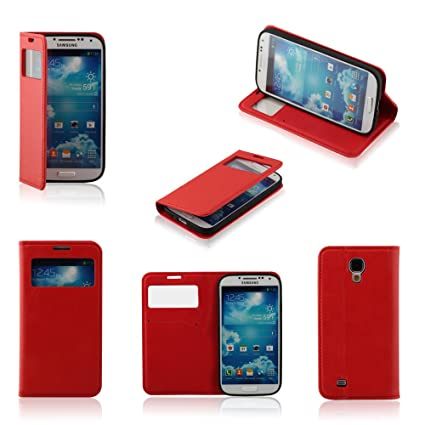 Amazon.com: Samsung Galaxy S4 Funda, happybuying88 [Soporte ...