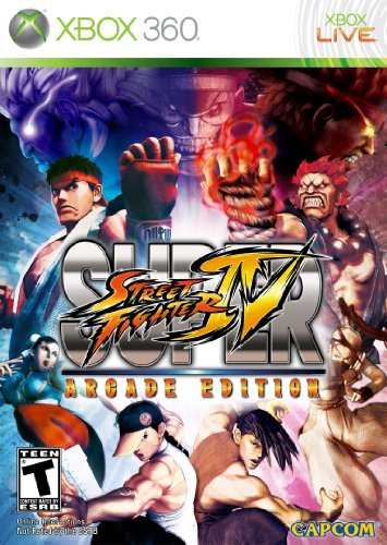 Super Street Fighter IV: Arcade Edition -Xbox 360