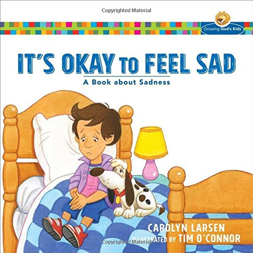 It's Okay to Feel Sad: A Book about Sadness (Growing God's Kids)