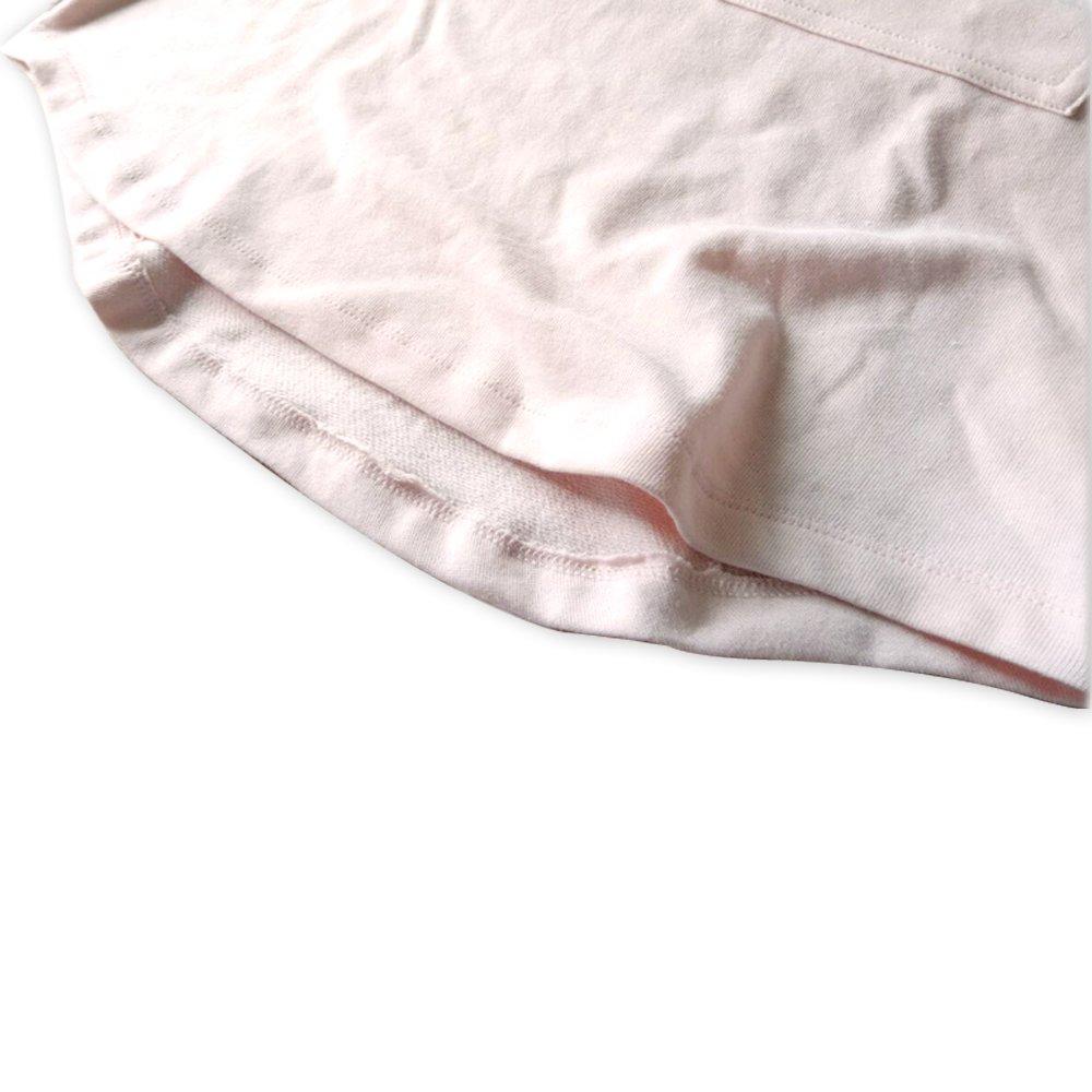 Eworldwing Spring Woman Mesh Sleeves Hoodies Dress V Neck Casual Arc Hem Cotton Sweatshirt (Gray, XXL) by Eworldwing (Image #5)