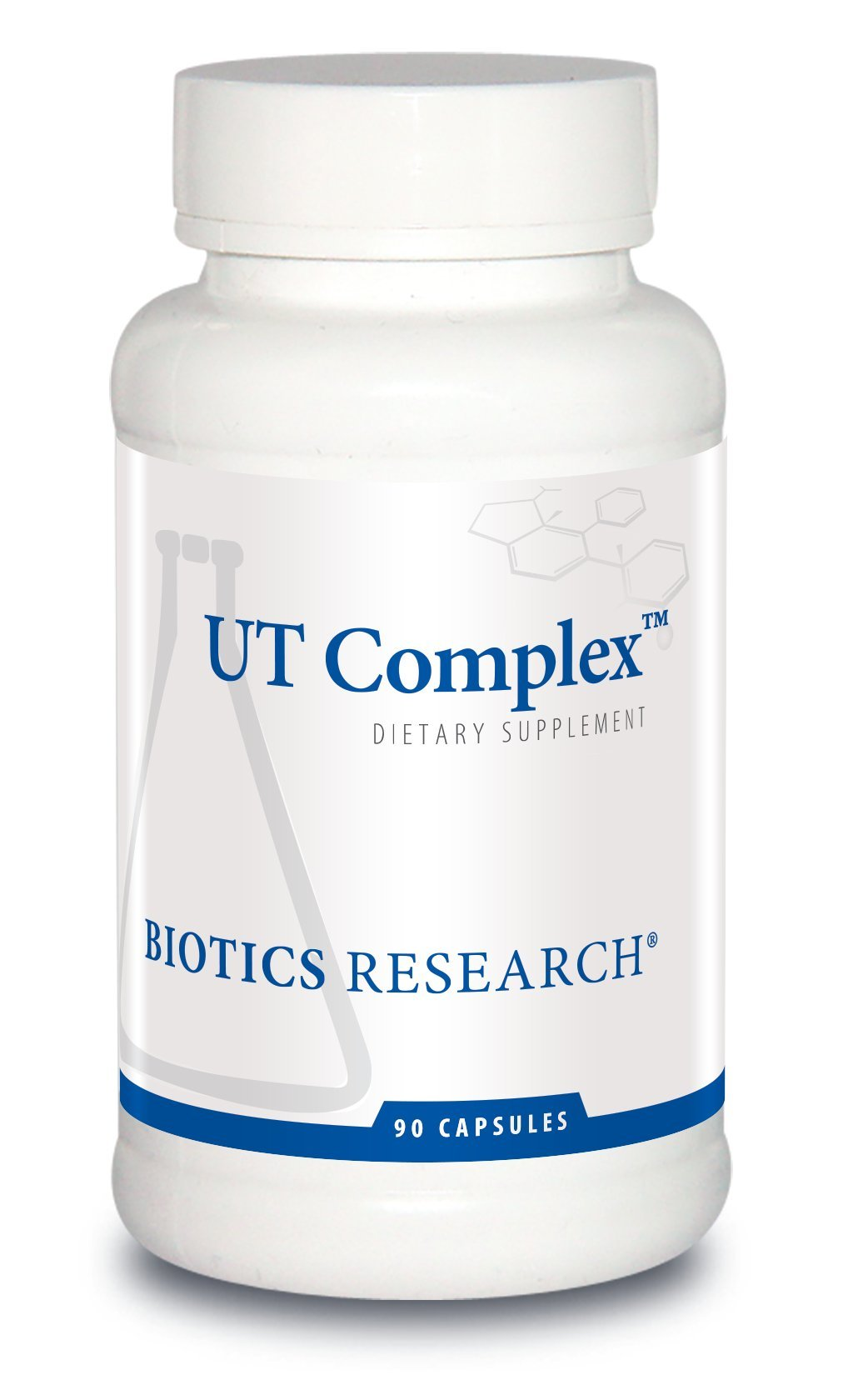 Biotics Research UT ComplexTM- Chrysanthemum, Couch Grass, Cornsilk, Zhu Ling and Buchu Extract, Urinary Tract Support, Kidney Function, Renal Health. 90 Capsules. by BIOTICS