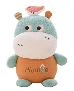 Hippopotamus Animales de peluche para bebés Niños Niñas Niños