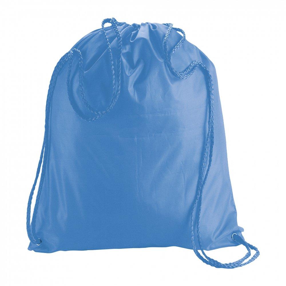 eBuyGB Unisex Children's Nylon Drawstring Rucksack Bags (Fuchsia) 1206638