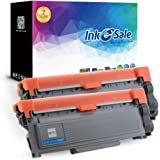INK E-SALE Compatible Brother High Yield TN630 TN660 Toner Cartridge Black for Brother MFC-L2700DW HL-L2340DW HL-L2300D HL-L2380DW DCP-L2540DW DCP-L2520DW MFC-L2740DW MFC-L2720DW Printer (2-Pack)