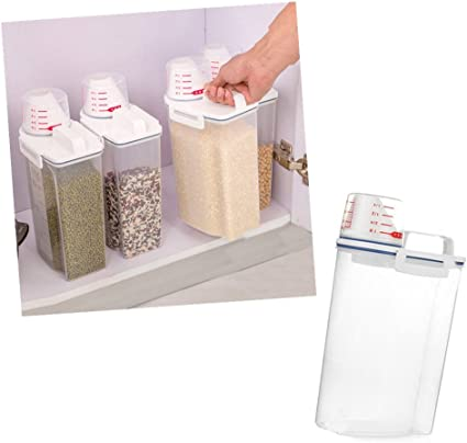 2L Food Storage Containers with Lids