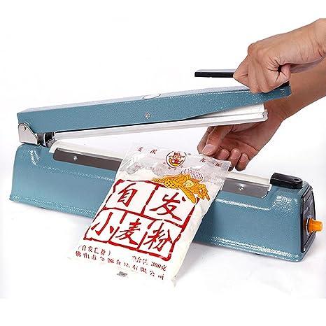 Sellador de bolsas de plástico de 300 mm, sellador de ...