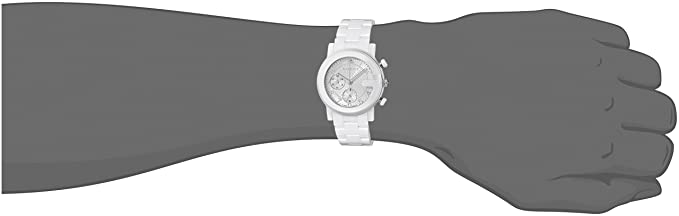 Amazon.com: Gucci G - Chrono Collection Analog Display Swiss Quartz White Mens Watch(Model:YA101353): Watches