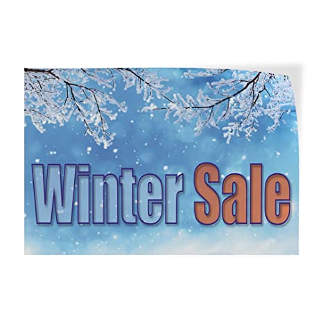 promo code 8f3e6 009b2 Amazon.com : Decal Sticker Multiple Sizes Winter Sale #1 ...