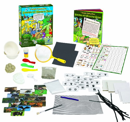 Young Scientist Club The Magic School Bus Explore The Wonders of Nature