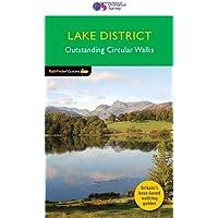 Ordnance Survey Outstanding Circular Walks 60 - Lake District