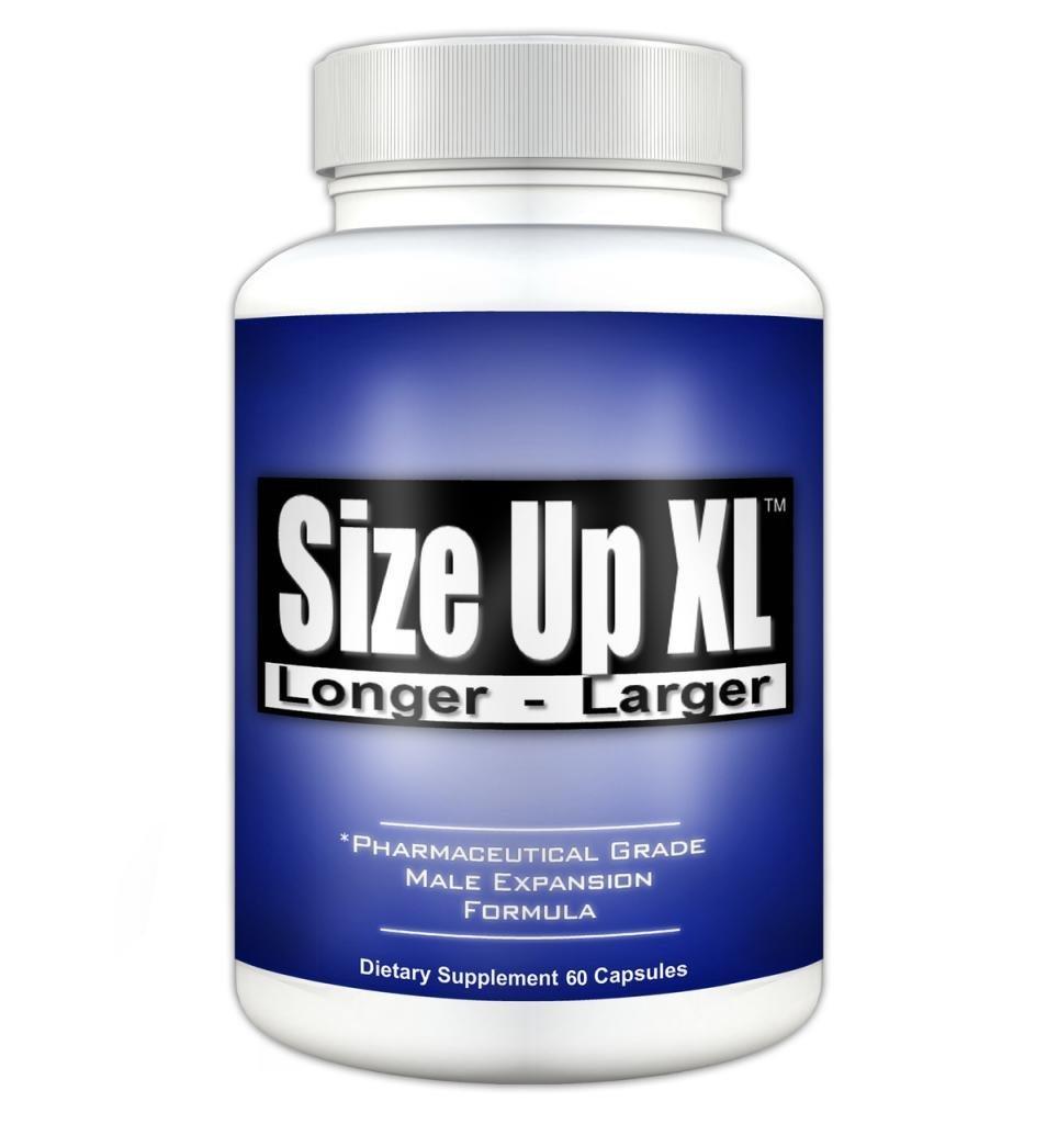 SIZE UP XL Penis Enlargement Pill Male Enhancement