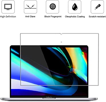 "MacBook Pro 15"" Anti-Glare Matte Screen Protector 2016 Release X3 Pack"