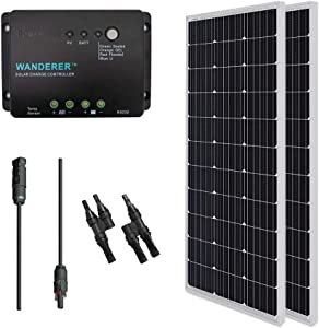 Best Solar Panels For Campers Reviewed In 2020 – Top 5 Picks! 10