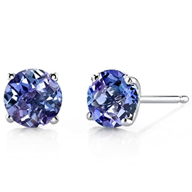 deal earrings alexandrite shop silver stud created big sterling on in lab