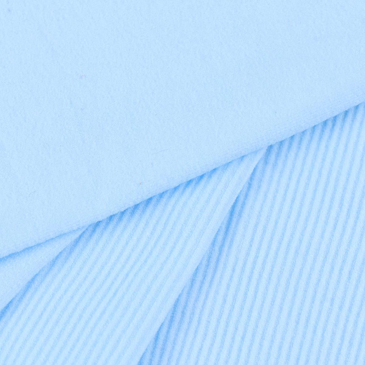 LIOOBO 4 Pares Protecci/ón UV Mangas del Brazo de Enfriamiento Calentadores de Brazos Cubierta del Brazo para Hombres Mujeres J/óvenes Ciclismo Conducci/ón Correr al Aire Libre Blanco Azul
