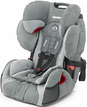 RECARO Performance SPORT Combination Harness To Booster Car Seat   Misty