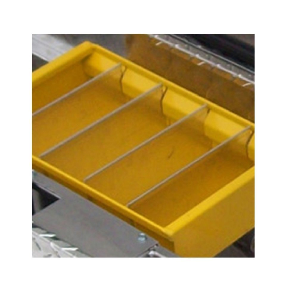 Westin Tool Box Tray 9'' x 15'' tray w/4 silver aluminum dividers. Fits tool boxes 80-RB184, 80-RB174, 80-RB172 & 80-RB164. by Westin