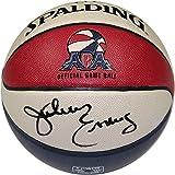 NBA Philadelphia 76ers Julius Erving Signed ABA Basketball