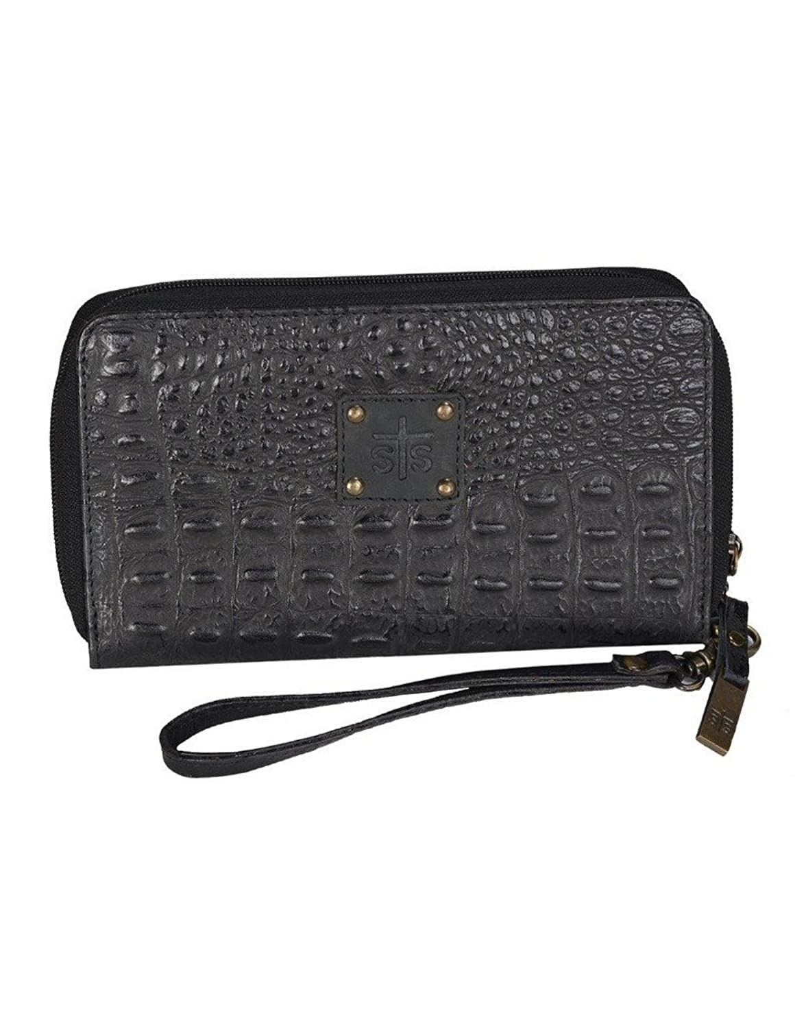 StS Ranchwear Western Bag Womens Croc Leather Kacy STS63043