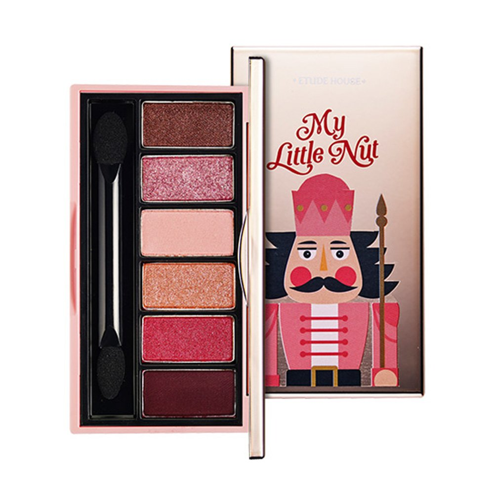 Amazon.com: Etude House Pink Skull Color Eyes Eye Shadow (#01 Lovely ...