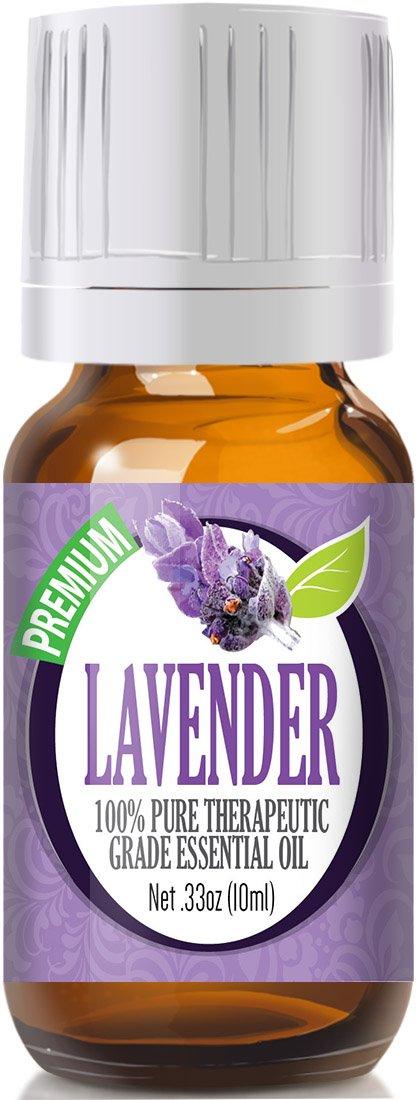 Lavender Essential Oil - 100% Pure Therapeutic Grade by Healing Solutions Essential Oil - 10ml essential oils for babies Essential oils for babies – sleep-inducing essential oils 61w 2BmcR5bqL