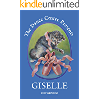 The Dance Centre Presents Giselle book cover