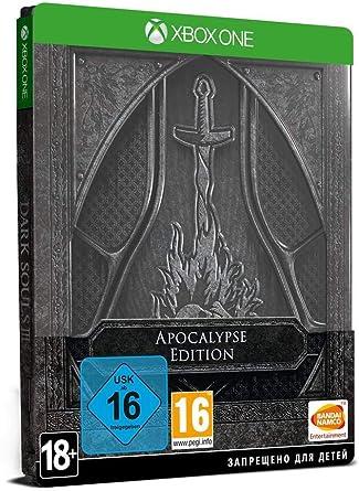 Dark Souls III - Edición Apocalypse: Amazon.es: Videojuegos