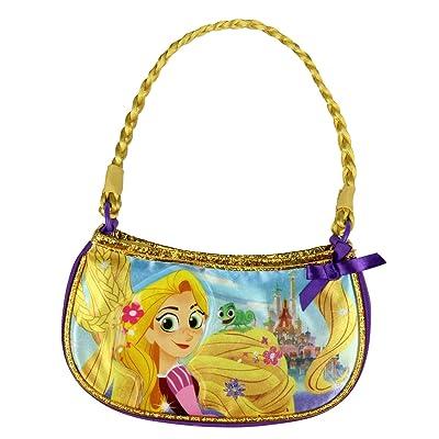 Kids Warehouse Princess Rapunzel Tangled Little Girls Purse Handbag: Toys & Games