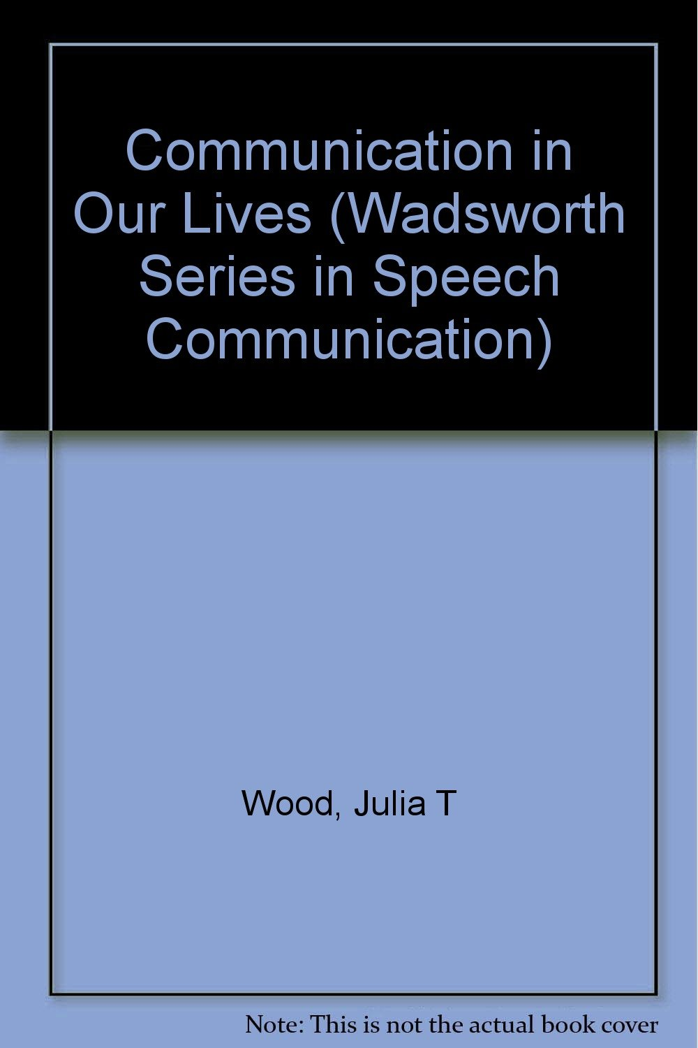 Download Communication in Our Lives pdf epub