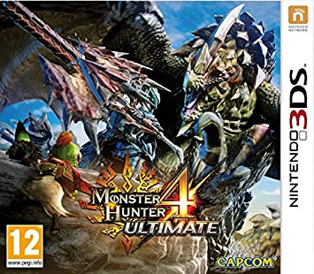 Monster Hunter 4 Ultimate [importación]: Amazon.es: Electrónica