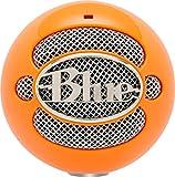 Blue Microphones Snowball USB Microphone (Bright Orange)