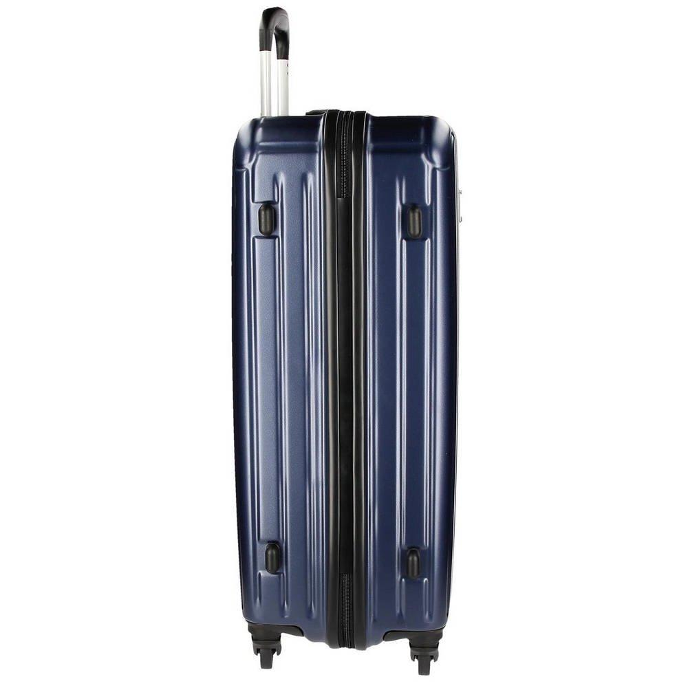 110 litros Pepe Jeans Color Stripes Juego de Maletas Azul 67 cm