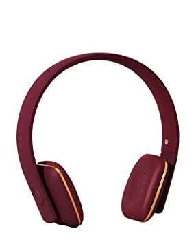 274edfc2fe6 KREAFUNK aHead Wireless Radio Headset Headphones - Plum: Amazon.co ...