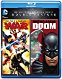 DCU: Justice League: Doom/DCU: Justice League: War (BD) (DBFE) [Blu-ray]