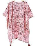 COTTON PONCHO Free Size Women Wear Anokhi Style Beach Wear