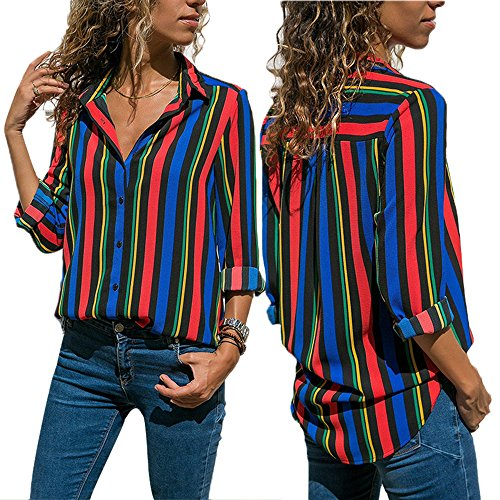 Camicia GOSOPIN Donna Multicolore GOSOPIN Camicia Camicia Camicia Donna z4Xg6q