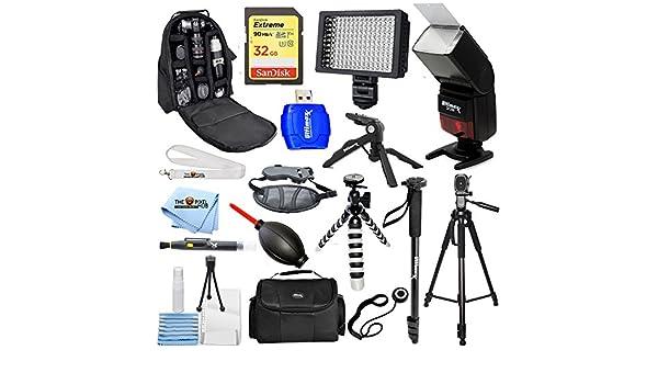 Amazon.com : Nikon D810 D750 D500 D5600 D7100 D7200 MEGA ...