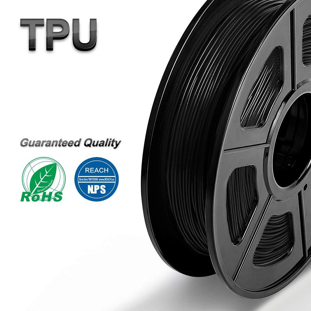 PETG Filament 1.75mm PETG 3D Printer Filament Ductile/&Non-toxic Material For Most 3D Printer White PETG 2.2LBS 1KG Spool,Dimensional Accuracy +//- 0.02mm Tolerance