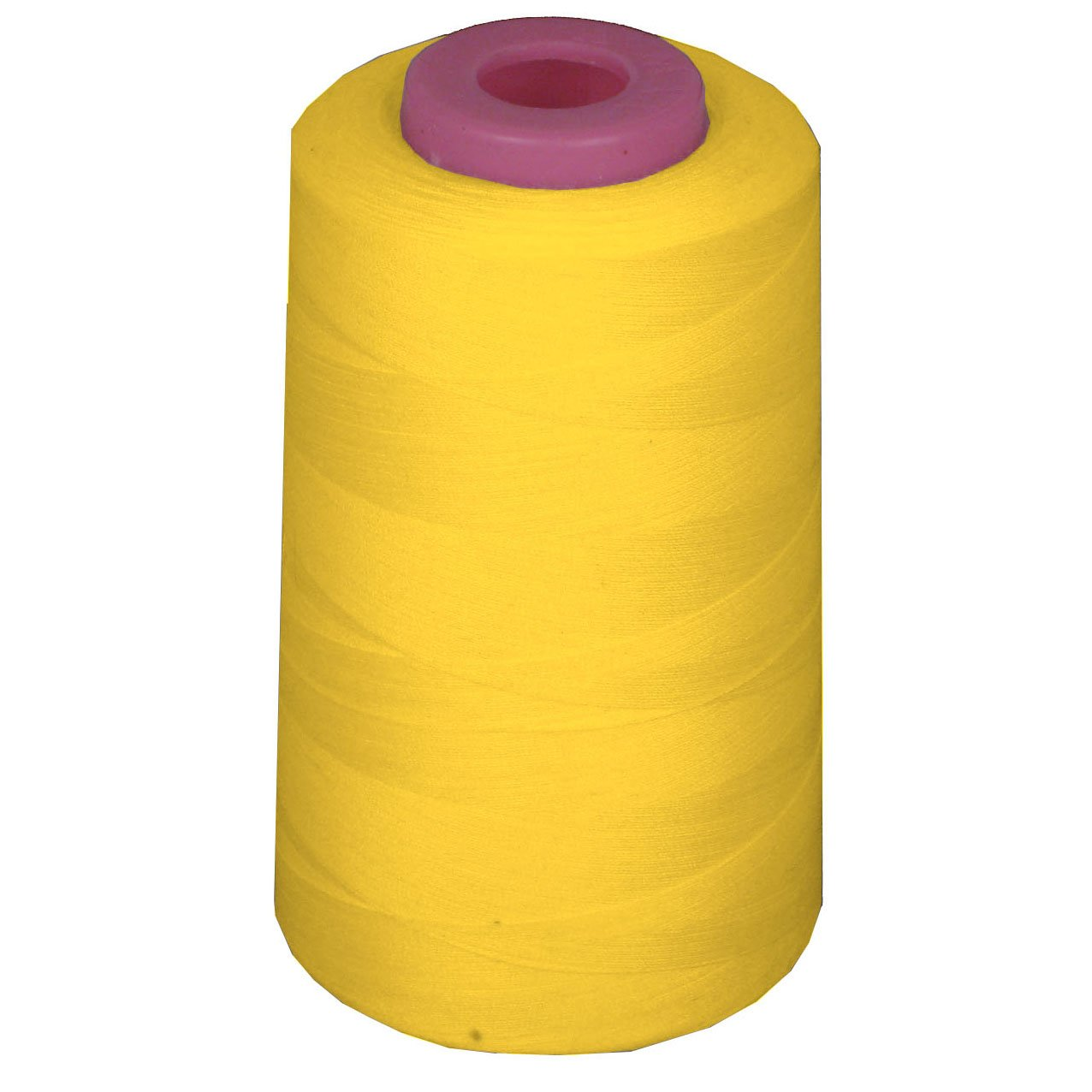 LA Linen 100% Polyester Cone Serger Thread ThreadOrangeA224