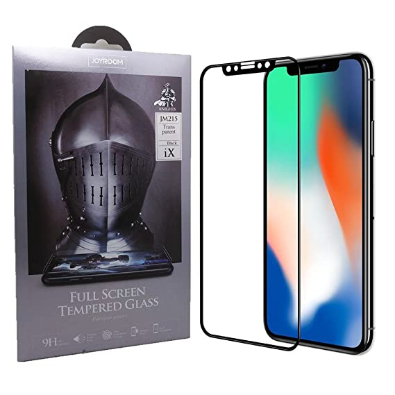 release date: a0157 1163f iPhone X Screen Protector Tempered Glass, iPhone X Full Coverage Film  Screen Protectors for Apple iPhoneX/10 JM215