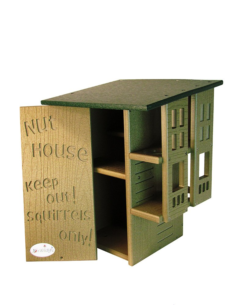 JCs Wildlife Ultimate Red Fox, Gray and Black Squirrel House, Nesting box by JCs Wildlife (Image #2)