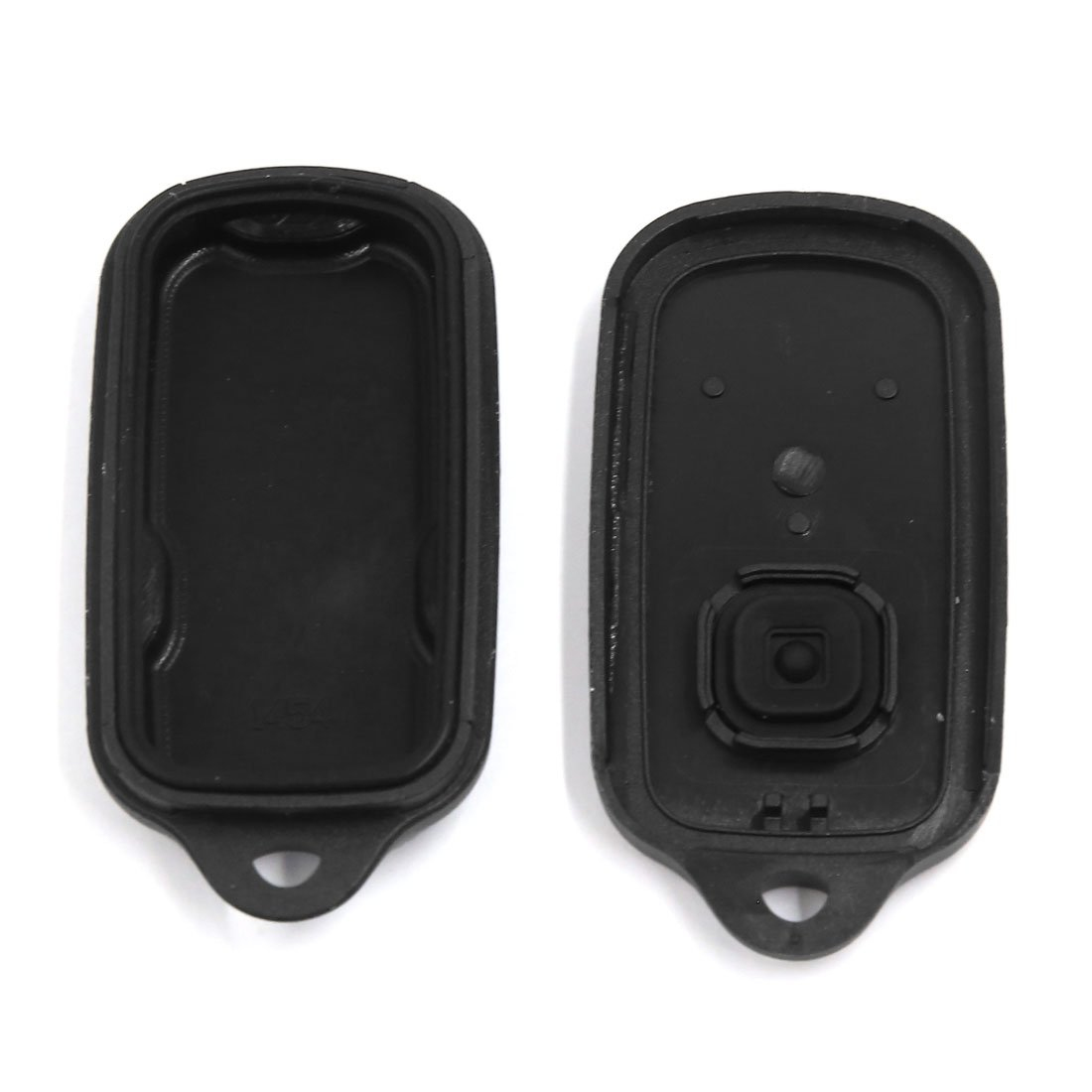 uxcell Keyless Entry Remote Shell Case Fob 3 Buttons for Toyota Pontiac Lexus Scion xB