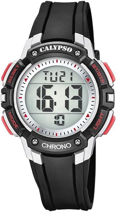 Calypso Reloj Digital para Chicos de Cuarzo con Correa en Plástico K5739/4