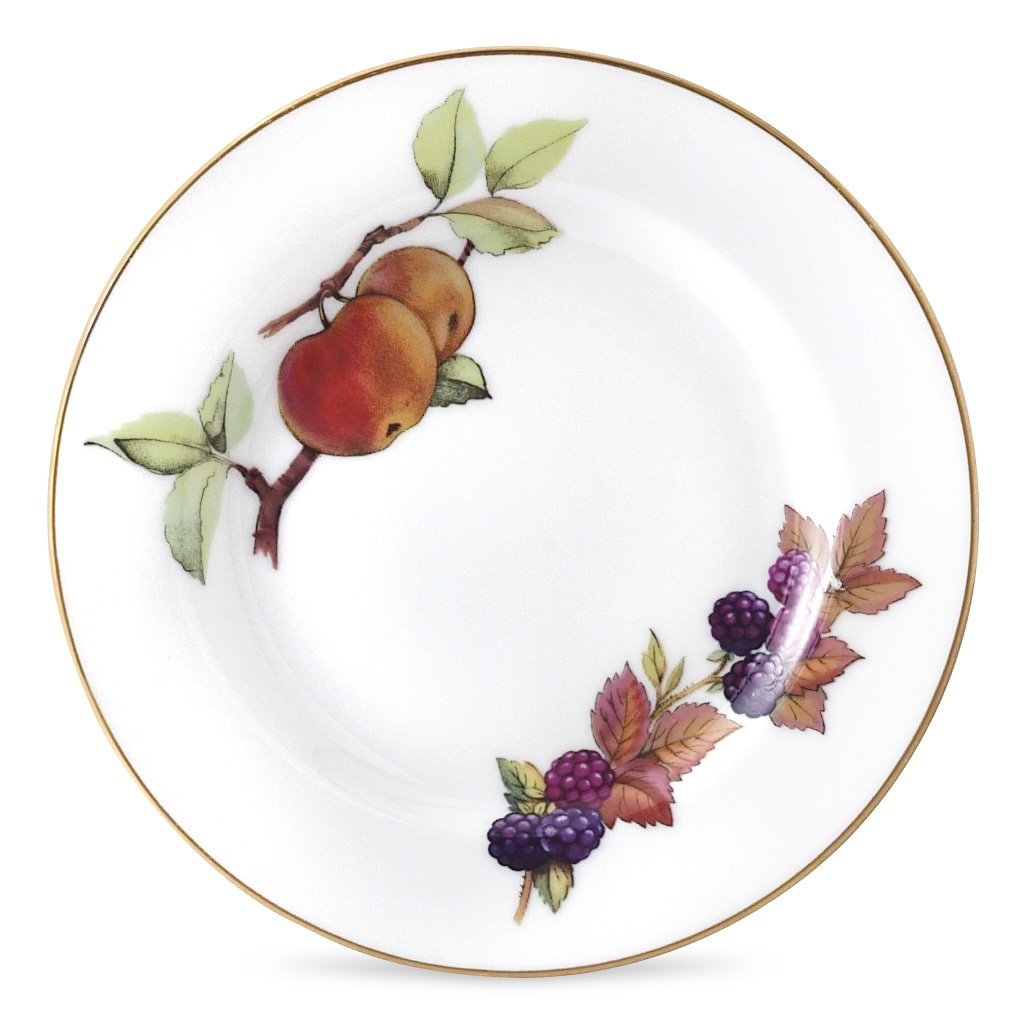 Evesham Gold 6.75 Bread and Butter Plate (Set of 4) Royal Worcester EVG0090-X