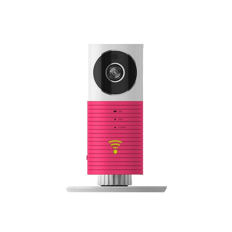 Generic DOG W Cámara de vigilancia de bebés color rosa