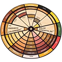 Finishers Color Wheel by BEHLEN FINISHING PROD.