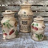 Botes lecheros decorativos vintage