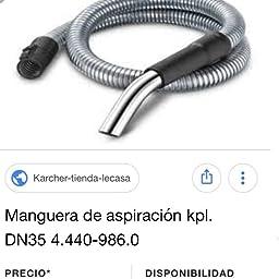 Kärcher Aspirador en seco y de ceniza AD 4 Premium 600W, 17L ...